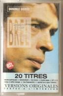 K7 Audio.Jacques BREL. Quinze Ans D'Amour. 20 Titres VERSIONS ORIGINALES (textes à L'intérieur) - Audiokassetten