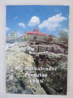 Heimatkalender Prenzlau 1998 (41. Jahrgang) - Calendars