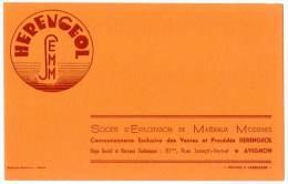 Buvard Herengeol, Semm, Avignon - Buvards, Protège-cahiers Illustrés