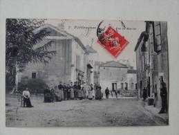 Portiragnes Rue Du Marche 1909 - Sonstige Gemeinden