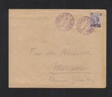 Lettera 1924 Dobbiaco - 1900-44 Victor Emmanuel III.