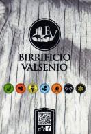 Volantino Pubblicitario 'Birrificio Valsenio' (fronte E Retro) - Altre Collezioni