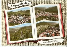 CP  67  GRENDELBRUCH   115  - Livre  Ouvert   - Village 1220  Habitants - Autres Communes