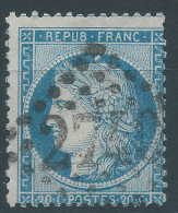 Lot N°24558   N°37, Oblit GC 2740 ORLEANS (43) - 1870 Siege Of Paris