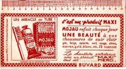 Buvard- Cirage Mojau - Buvards, Protège-cahiers Illustrés