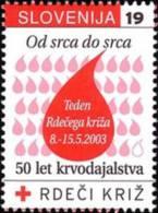 Slovenia 2003 - Red Cross (19 SIT)  MNH Michel Z28 - Slovenia