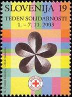 Slovenia 2003 - Red Cross (19 SIT)   MNH Michel Z29 - Slovenia