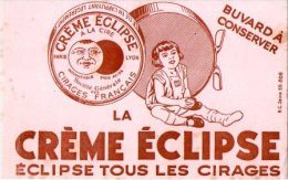 Buvard- Cirage Eclipse - Buvards, Protège-cahiers Illustrés