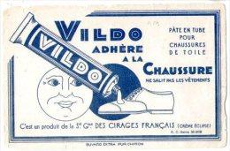 Buvard-cirage Vildo - Buvards, Protège-cahiers Illustrés