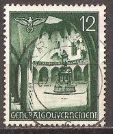 GG 1940 // Michel 43 O - Occupation 1938-45