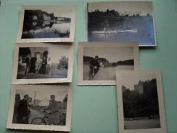 PATERS / PASTOORS - RELIGIEUX ( Père - Curé - Abt - Father ) Anno 1935 ( Zie Details - Descamps Wavre ) !! - Photos