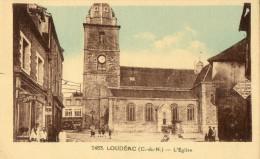 LOUDEAC (22) Place De L'église Animation - Loudéac