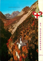 CPSM St.Georgenberg Bei Schwaz-Tirol   L1535 - Schwaz