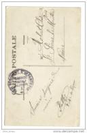 La Chapelle St Mélaine Eglise Franchise Militaire 161 R.Infanterie - Poststempel (Briefe)