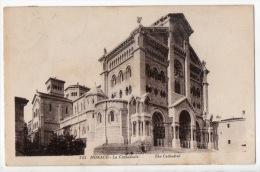 MONACO . LA CATHÉDRALE - THE CATHEDRAL - Réf. N°4442 - - Kathedrale Notre-Dame-Immaculée