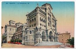 MONACO . LA CATHÉDRALE - Réf. N°4443 - - Kathedrale Notre-Dame-Immaculée