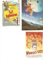 3 Carteles De Cine Diferentes.5 - Autres Collections