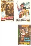 3 Carteles De Cine Diferentes.8 - Autres Collections
