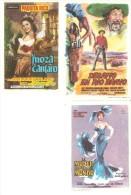 3 Carteles De Cine Diferentes.13 - Altre Collezioni