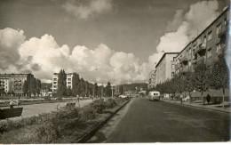 GDYNIA (Pologne) Avenue - Pologne