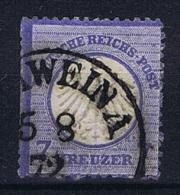 Deutsche Reich: 1872 Mi 10 Used - Deutschland