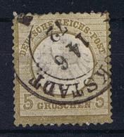 Deutsche Reich: 1872 Mi 6 Used - Deutschland