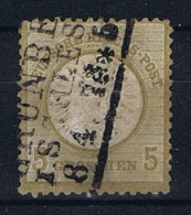 Deutsche Reich: 1872 Mi 6 Used - Usati