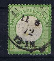 Deutsche Reich: 1872 Mi 7 Used - Deutschland