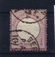 Deutsche Reich: 1872 Mi 16 Used - Deutschland