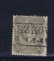 Deutsche Reich: 1875 38 R Hellgrau Used - Deutschland