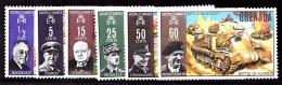 Grenada, 1970, SG 398 - 403, Set Of 6, MNH - Grenada (...-1974)