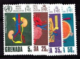 Grenada, 1968, SG 322 - 325, Set Of 4, MNH - Grenada (...-1974)