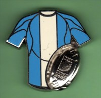 MAGNET RUGBY *** WORLD CUP 2007 *** MAILLOT N°2 *** Signe Arthus BERTRANT *** (2014-J) - Sport