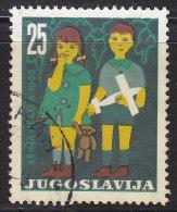 Yugoslavia 1963 Children's Week, Used (o) - 1945-1992 Socialist Federal Republic Of Yugoslavia