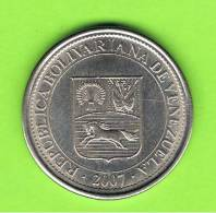 VENEZUELA - 50  Centimos  2007 - Venezuela