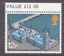 GREAT  BRITAIN  753    **   PARLIAMENT - 1952-.... (Elizabeth II)