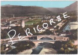 38  Pont De Claix   Vue Panoramique  Aérienne  Pont Sur Le Drac - Autres Communes