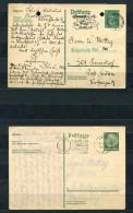 Germany 1919,1929 (2) Postal Stationary Cards - Germany