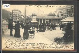 LAUSANNE - PLACE DE LA RIPONNE - LA GRENETTE - TRAMWAY - TB - VD Vaud