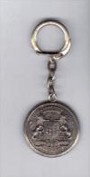 Porte Clefs: Marine Nationale Française, Sous Marin Casabianca, Lion, Arthus Bertrand (14-527) - Sleutelhangers