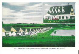 223  -  Auberge Des Quatre Chemins, Route 2, Champigny, Quebec (A.A.A.) - Quebec