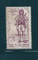 Timbres Des Cote De Somalis  N°189 Neuf ** - French Somali Coast (1894-1967)