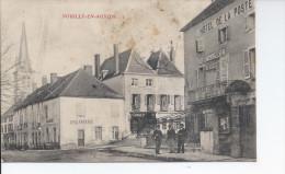 Pouilly En Auxois Plus Le Timbre !! - France