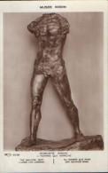 France- Carte Postale Neuf -Sculpture- Auguste Rodin- L'Homme Qui Marche - 2/scans - Sculptures