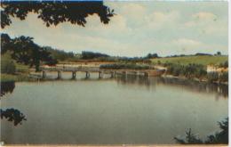 Belgique, Waimes, Robertville, Le Pont De Waterloo, De Waterloobrug, Ed. Photo Lander N°1, N'a Pas Circulé, Bon état - Waimes - Weismes