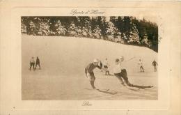 SPORTS D'HIVER SKIS - Sports D'hiver