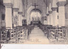 BLATON : Intérieur De L'église - Bernissart