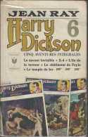Marabout Géant G 292 - Jean Ray - Harry Dickson 6 - Cinq Aventures Intégrales - 1968 - BE - Fantastici
