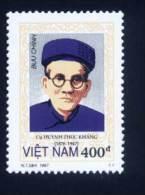 Vietnam Viet Nam MNH Perf Stamp 1997 : 50th Death Anniversary Of Huynh Thuc Khang (Ms751) - Viêt-Nam
