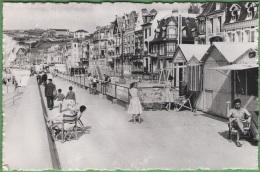 76 LE TREPORT - MERS-les-BAINS - La Digue Promenade - Le Treport